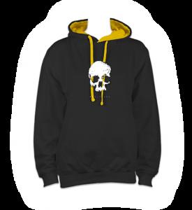 ds-skull-front-blackgold-hoodie