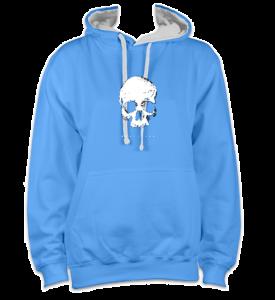 skull-front-bluegrey-hoodie