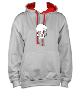 skull-front-greyred-hoodie