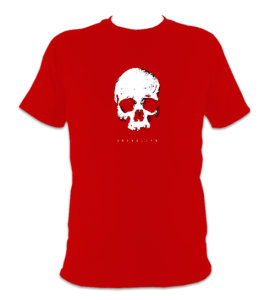 skull-front-t-shirt-red